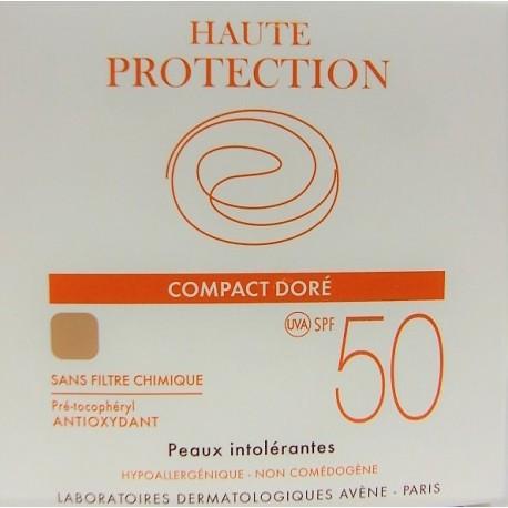 Avène - Compact doré Haute protection