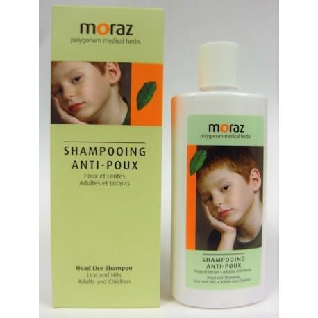 Moraz - Shampoing Anti-poux