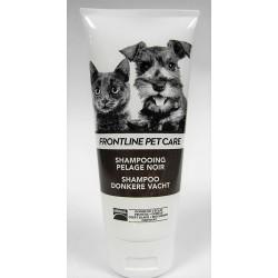 FRONTLINE - PET CARE Shampooing Pelage noir Chien et Chat