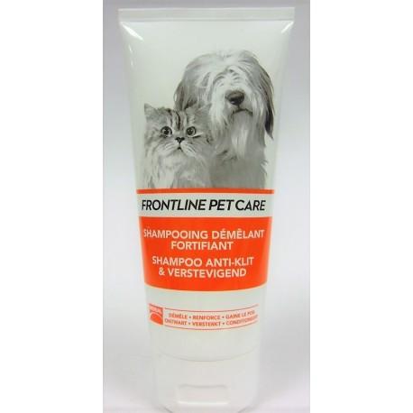 FRONTLINE - PET CARE Shampooing Démêlant Fortifiant Chien et Chat