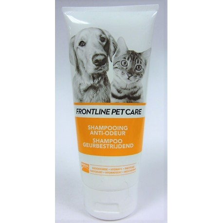 FRONTLINE PET CARE - SHAMPOOING Anti-odeur Chien Chat