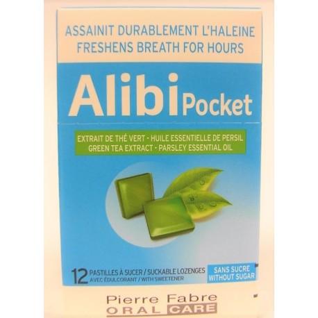 Alibi Pocket - Assainit l'haleine