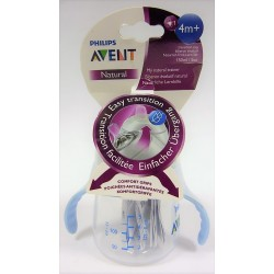 AVENT - Biberon évolutif natural 4m+ (150ml)