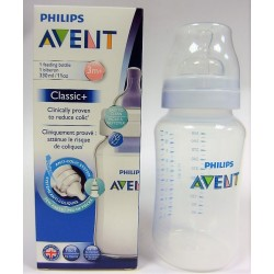 AVENT - Biberon Classic + 3m+ (200 ml)