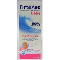 Physiomer Bébé - Hygiène du nez Nourrisson