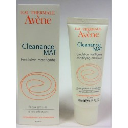 Avène - Cleanance MAT Emulsion matifiante