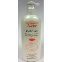 Avène - Cold Cream Lait corporel nourrissant (400 ml)