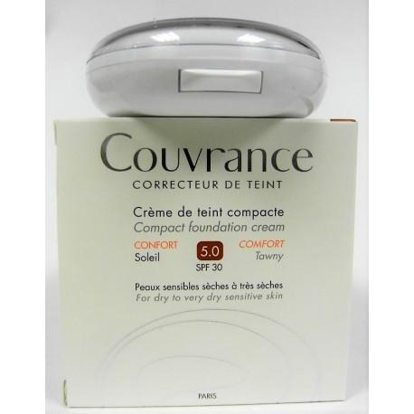 Avène - Couvrance Crème de teint compacte Confort (5.0)