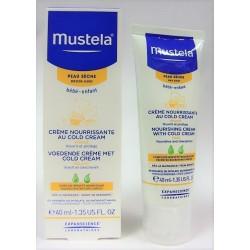 Mustela - Crème nourrissante au Cold Cream (40 ml)