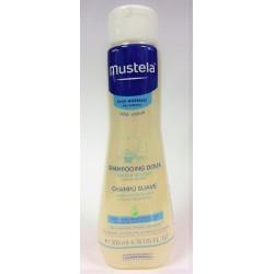 Mustela - Shampooing doux Cheveux délicats Bébé - Enfant (200 ml)