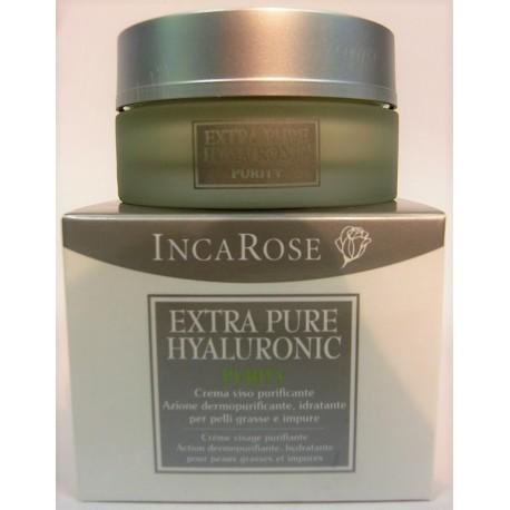 IncaRose - Purity . Crème visage purifiante