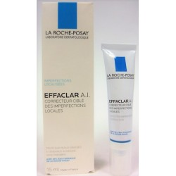La Roche-Posay - EFFACLAR A.I. Correcteur ciblé des imperfections locales (15 ml)