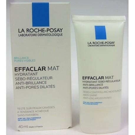 La Roche-Posay - EFFACLAR M Hydratant Matifiant Sébo-régulateur