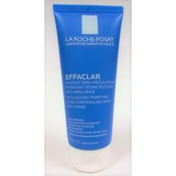 La Roche-Posay - EFFACLAR Masque Sébo-régulateur Purifiant Désincrustant Anti-brillance