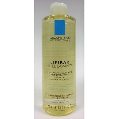 La Roche-Posay - LIPIKAR Huile lavante Relipidante Anti-irritations (200 ml)