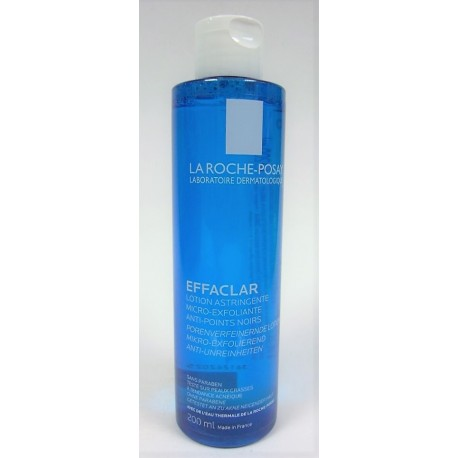 La Roche-Posay - EFFACLAR Lotion astringente micro-exfoliante