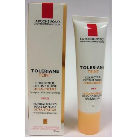 La Roche-Posay - TOLERIANE Correcteur de Teint Fluide n°16