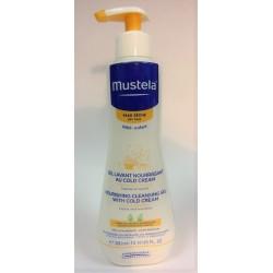 Mustela - Gel lavant nourrissant au cold cream Peau sèche (300 ml)