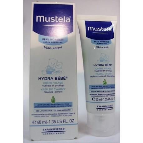 Mustela - Hydra Bébé Crème visage (40 ml)