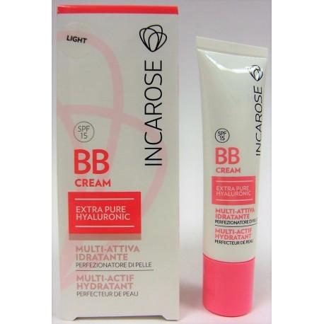 IncaRose - BB CREAM Hyaluronic Multi-actif (light)