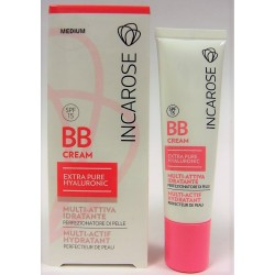 IncaRose - BB CREAM hyaluronic Multi-actif (medium)