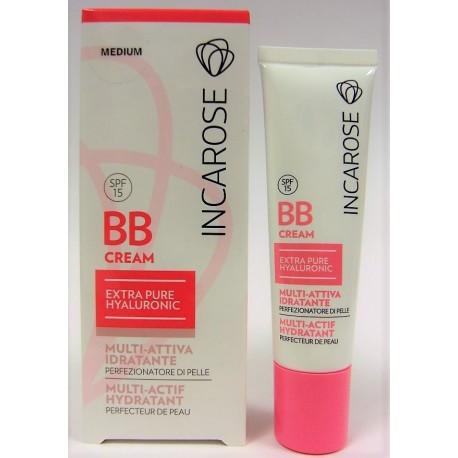 IncaRose - BB CREAM hyaluronic Multi-actif (medium)