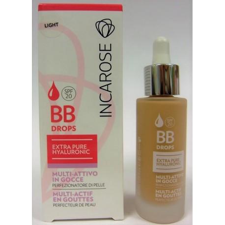 IncaRose - BB Drops Multi-Actif en gouttes Perfecteur de peau (Light)
