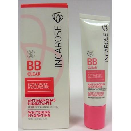 IncaRose - BB CLEAR hyaluronic Anti-taches (light)