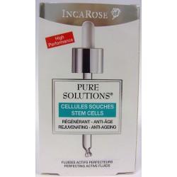Incarose - Pure solutions Cellules Souches . Régénérant Anti-âge