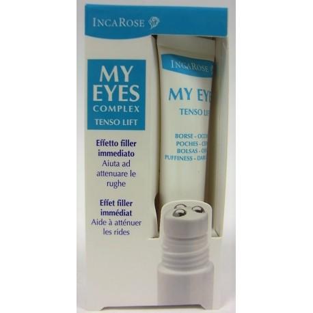 IncaRose - My Eyes Complex Tenso Lift Effet filler immédiat