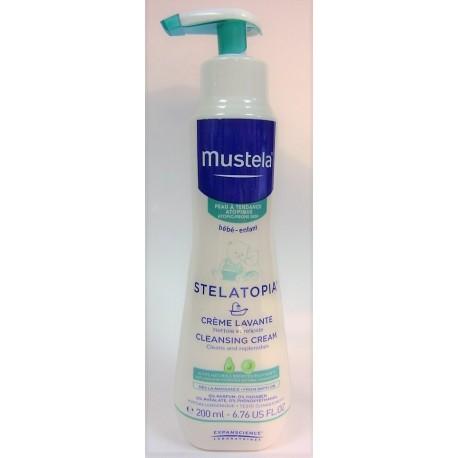 Mustela - STELATOPIA Crème lavante (200 ml)