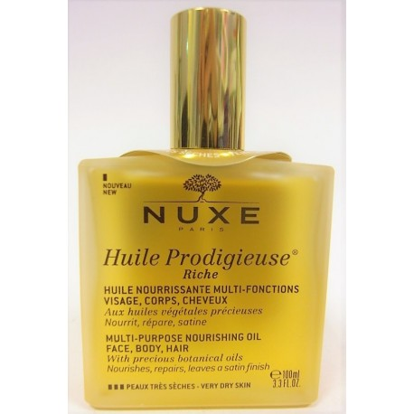 Nuxe - Huile Prodigieuse Riche (100 ml)