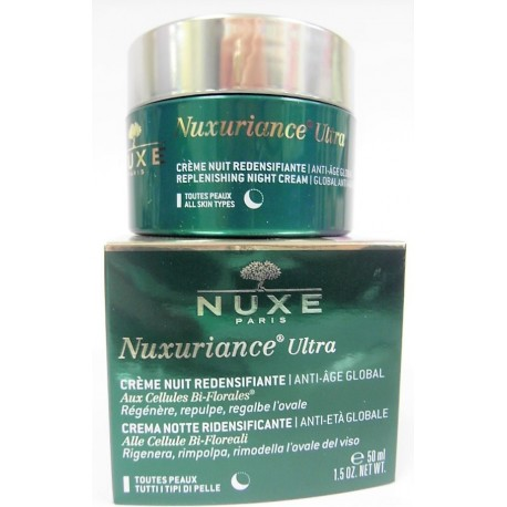 Nuxe - Nuxuriance Ultra . Crème Nuit Redensifiante