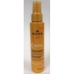 Nuxe Sun - Huile lactée capillaire Protectrice Hydratante