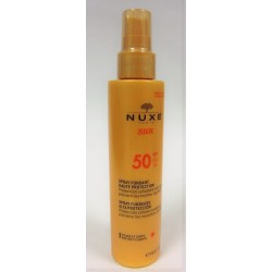 Nuxe Sun - Spray Fondant Haute protection SPF 50