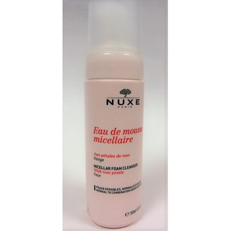 Nuxe - Eau de Mousse Micellaire aux pétales de rose