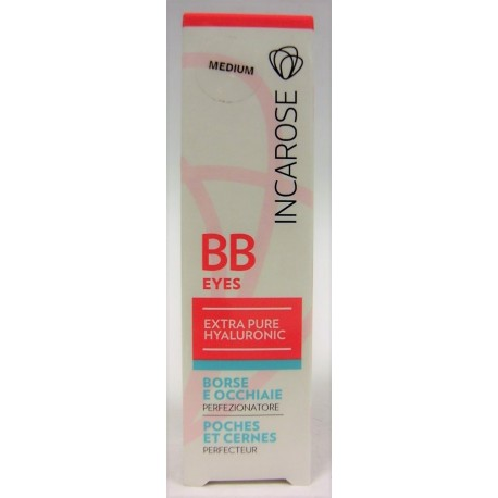 IncaRose - BB EYES hyaluronic poches et cernes Medium