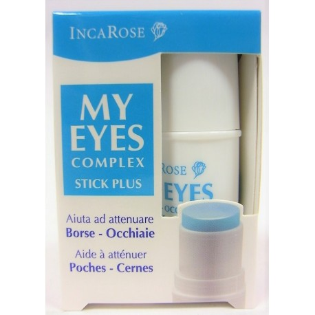 IncaRose - My Eyes Complex Stick Plus Poches et Cernes