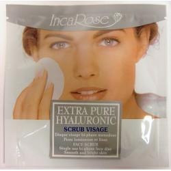 IncaRose - Scrub Visage . Disque monodose