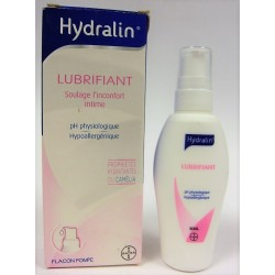 Hydralin - Lubrifiant Soulage l'inconfort intime (50 ml)