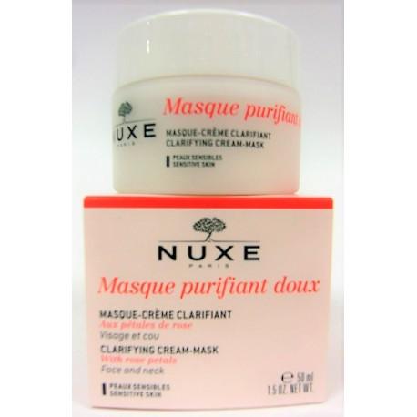 Nuxe - Masque Purifiant Doux Masque-Crème Clarifiant