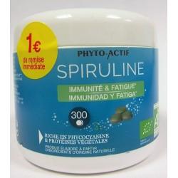Phyto-actif - Spiruline Immunité & Fatigue