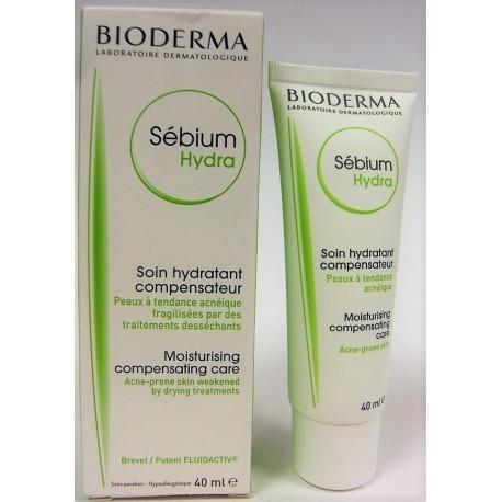 Bioderma - Sébium Hydra Soin hydratant compensateur (40 ml)