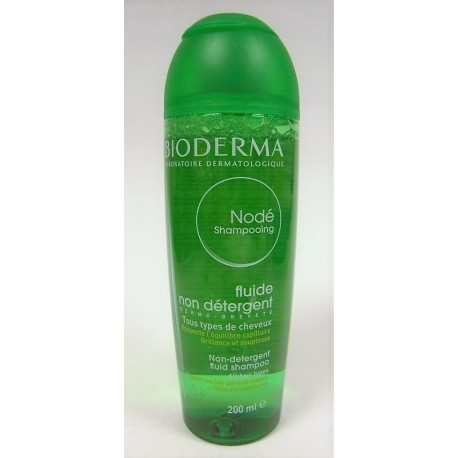 Bioderma - Nodé Shampoing Fluide Non Détergent (200 ml)
