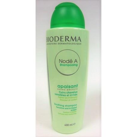 Bioderma - Nodé A Shampoing Apaisant Cuirs chevelus sensibles et irrités (400 ml)