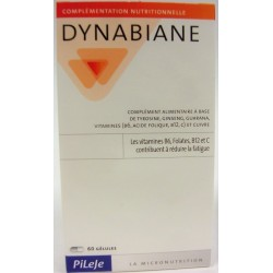 Pileje - Dynabiane Réduit la fatigue