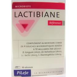 Pileje - Lactibiane Probiotiques . Référence (10 gélules)
