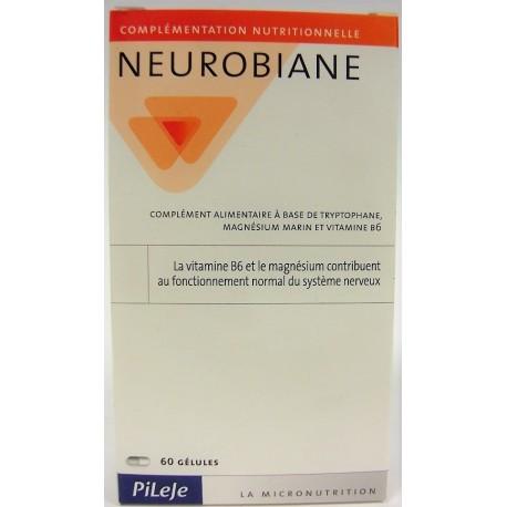 Pileje - Neurobiane Nouvelle formule