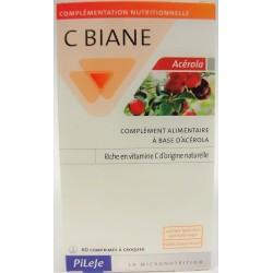 Pileje - C Biane Acerola (60 comprimés)