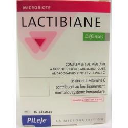 Pileje - Lactibiane Défenses